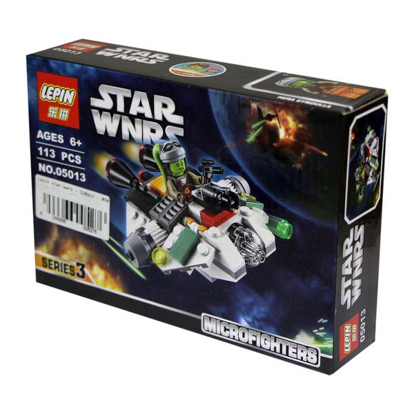 ساختنی لپین مدل Star Wars 05013