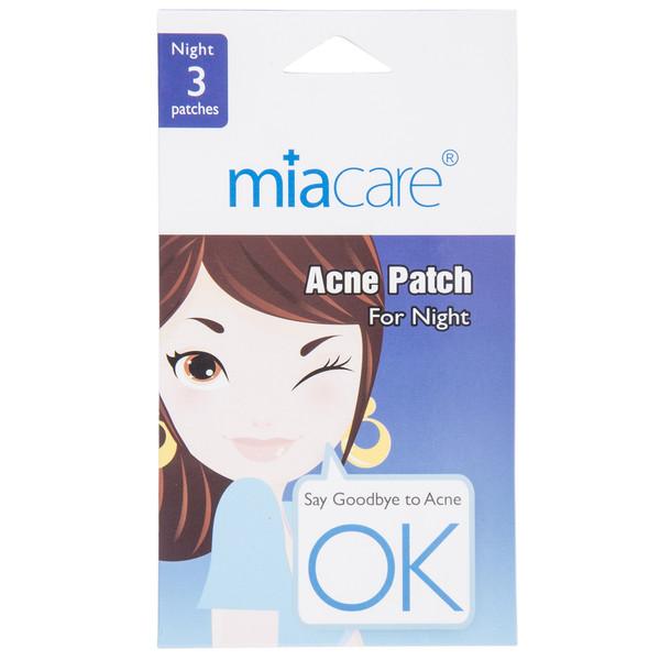 چسب جوش شب میاکر مدل Acne Patch بسته 3 عددی