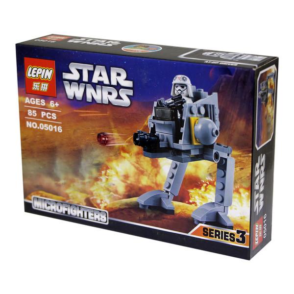 ساختنی لپین مدل Star Wars 05016