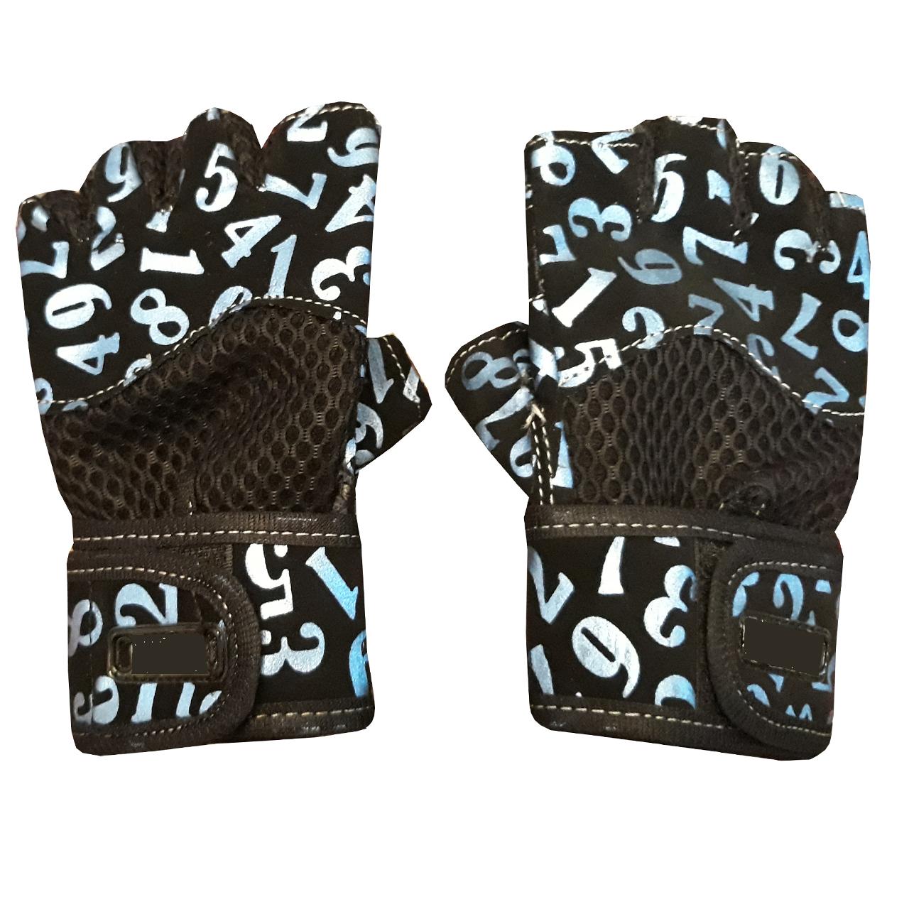 قیمت دستکش بدنسازی زنانه مدل 380