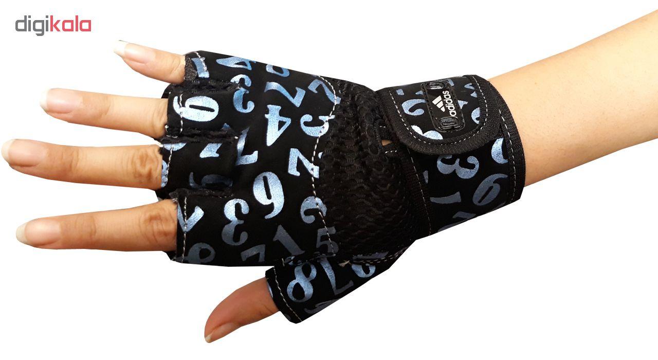 دستکش بدنسازی زنانه مدل 380