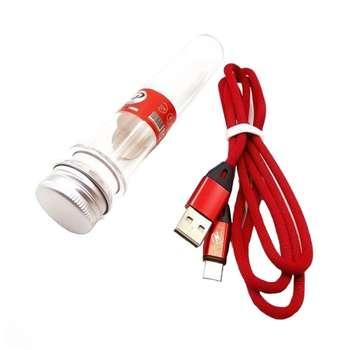 کابل تبدیل USB به MicroUSB ایکس پی پروداکت مدل XP-V521 به طول 1.2 متر