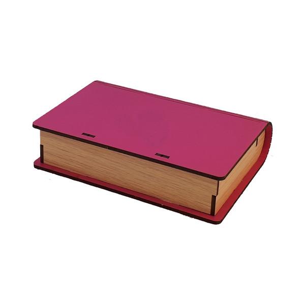 جعبه چای کیسه ای عشقی مدل کتابی2