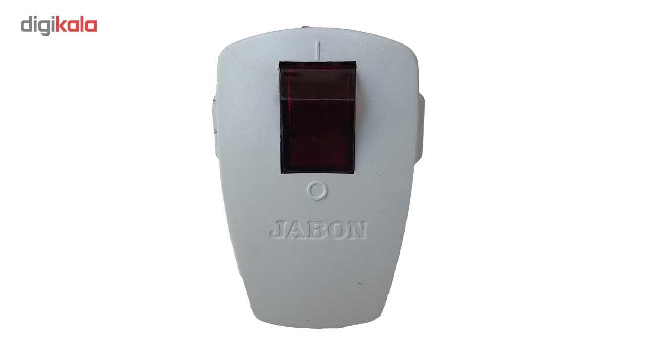 دوشاخه برق جابون مدل کلید دار main 1 1