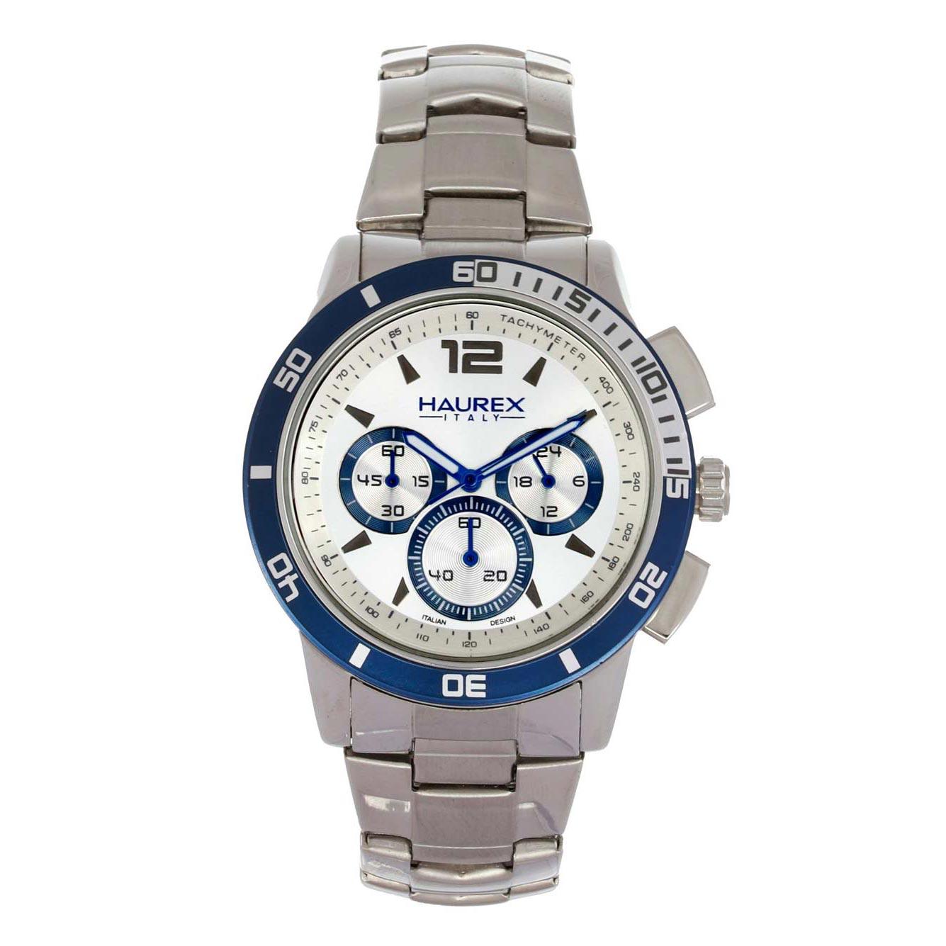 ساعت مچی عقربه ای مردانه هورکس مدل ZQHX-0A355USS 22