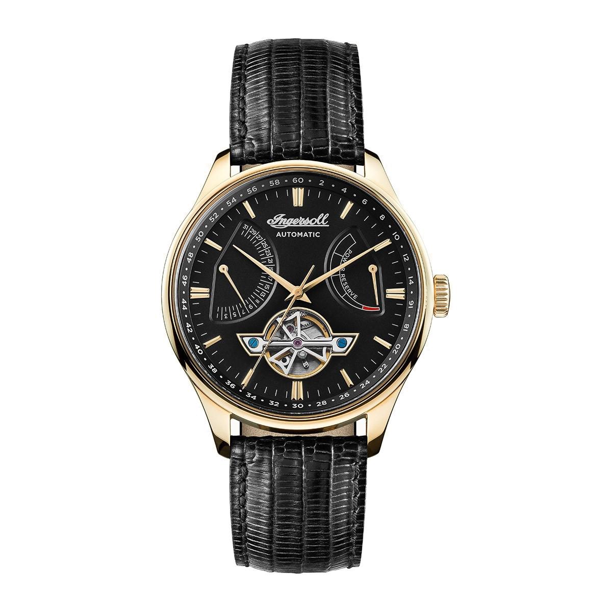 کد تخفیف                                      ساعت مچی عقربه ای مردانه اینگرسل مدل I04606