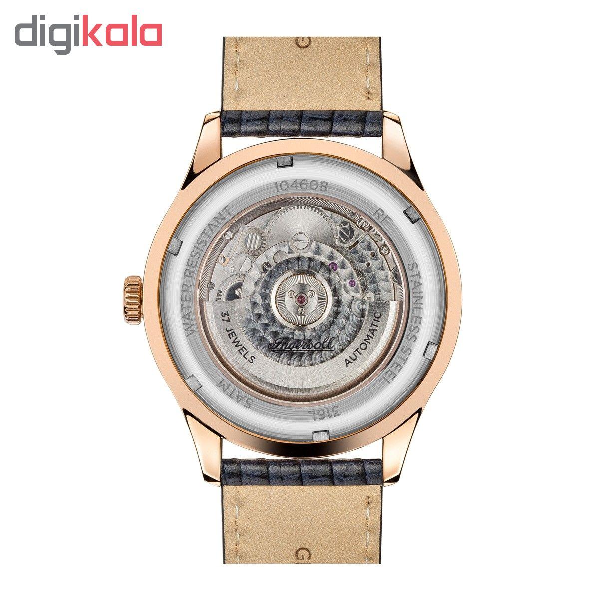 ساعت مچی عقربه ای مردانه اینگرسل مدل I04608