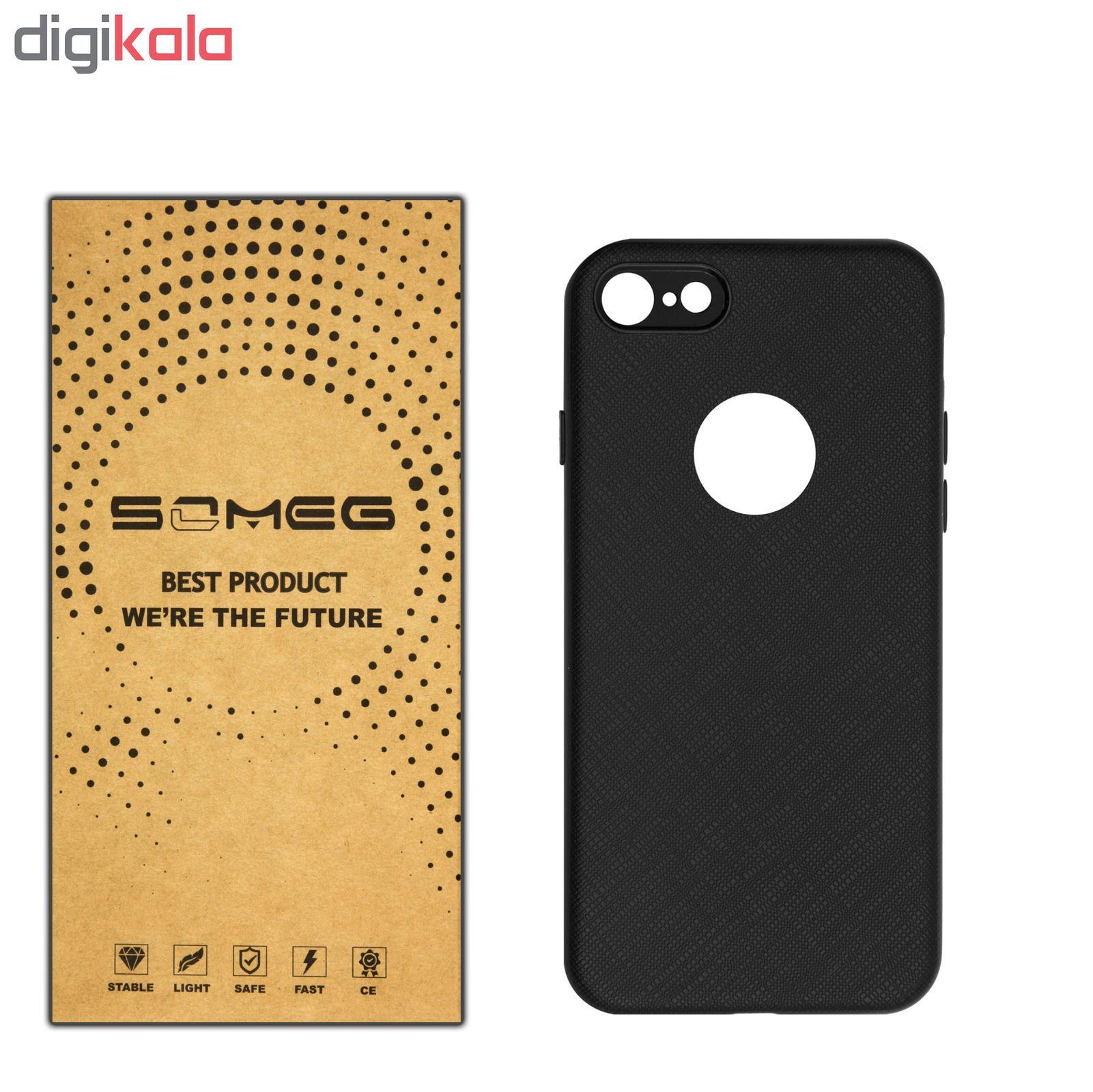 کاور سومگ مدل SC-i001 مناسب برای گوشی موبایل اپل iPhone 8 main 1 2