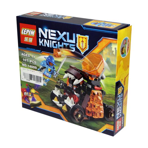 ساختنی لپین مدل Nexu Knights 14009
