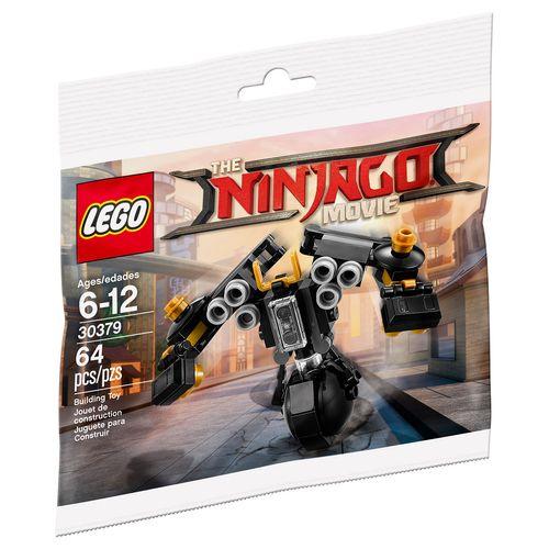 لگو سری NinJago مدل Quake Mech Micro Build 30379