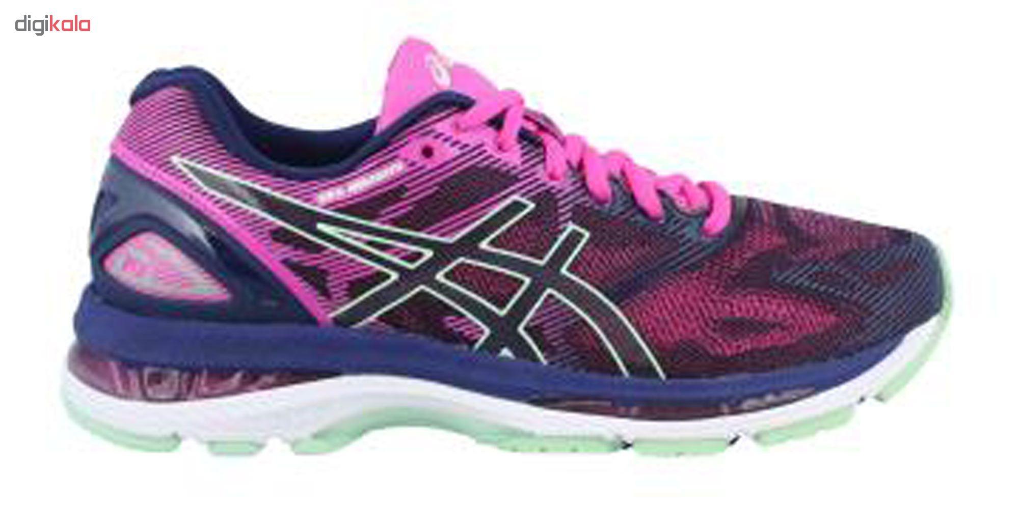 کفش مخصوص دویدن و پیاده روی زنانه اسیکس مدل GEL NIMBUS 19