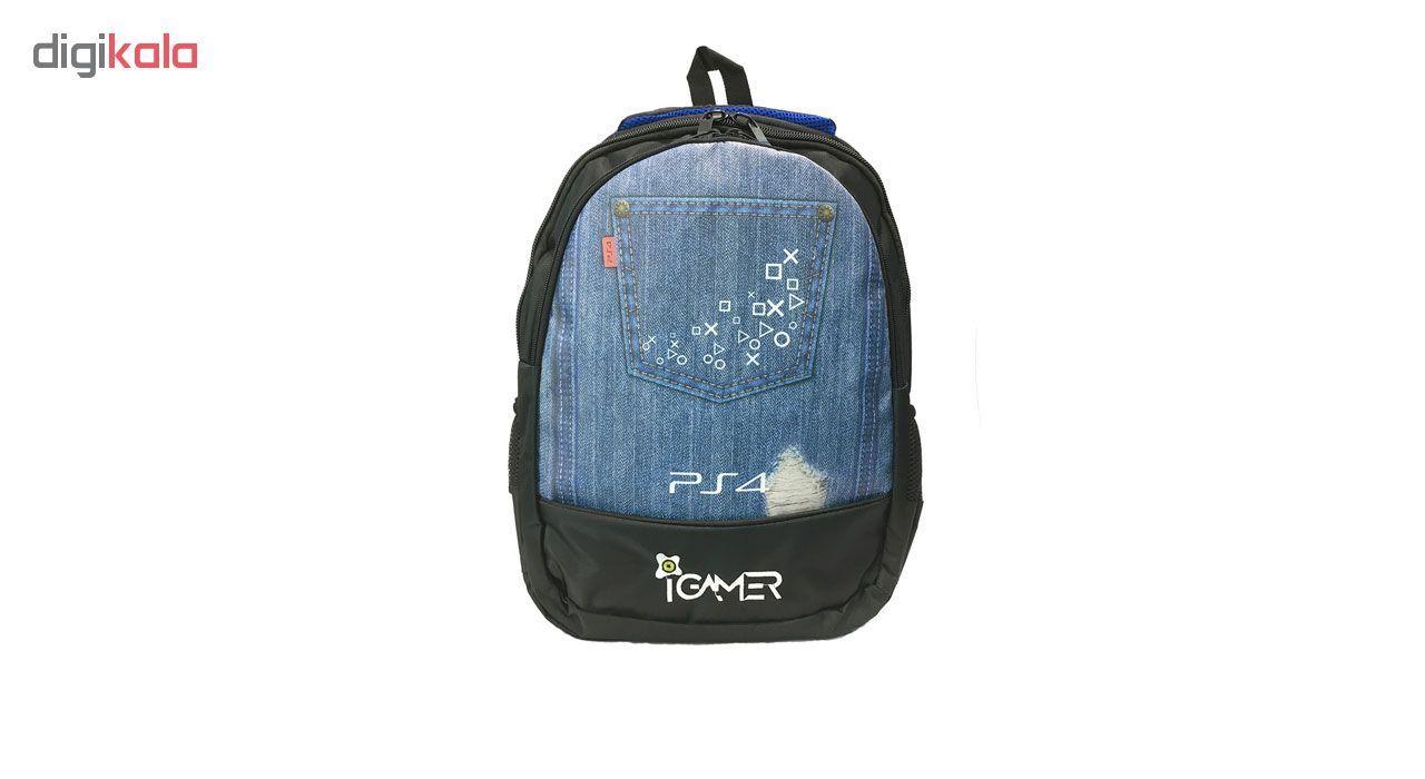 کیف مخصوص حمل کنسول پلی استیشن 4 آی گیمر مدل Jeen