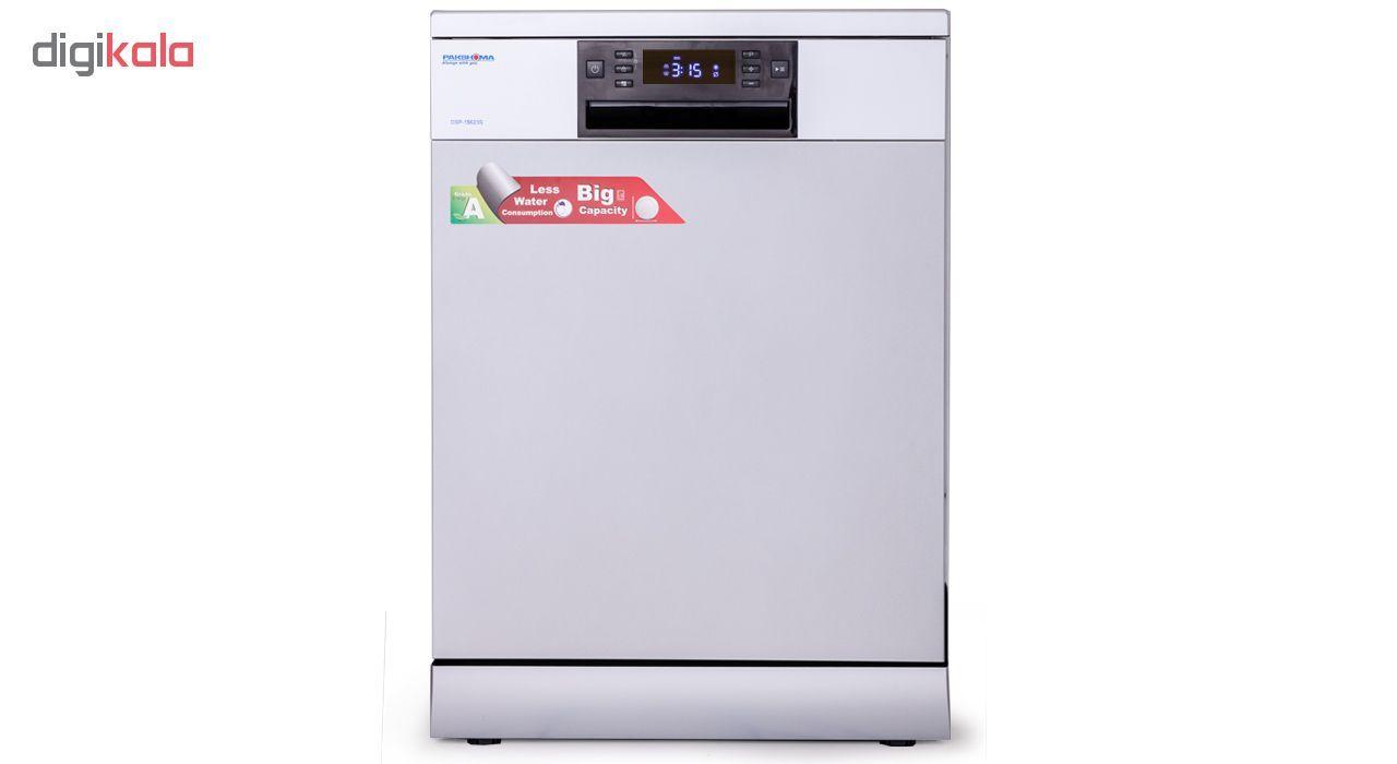 ماشین ظرفشویی پاکشوما مدل DSP-15623  Pakshoma DSP-15623Dishwasher