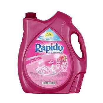 مایع ظرفشویی راپیدو مدل Red مقدار 3750 گرم