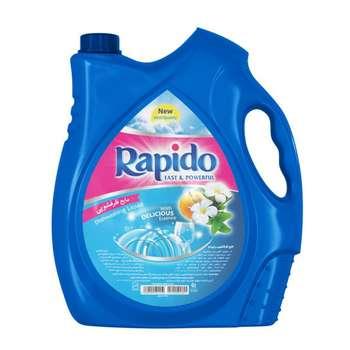 مایع ظرفشویی راپیدو مدل Blue مقدار 3750 گرم