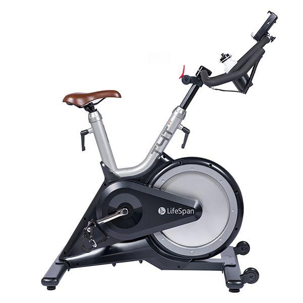 دوچرخه ثابت اسپینینگ ژنراتوری لایف اسپن مدل T4T S5