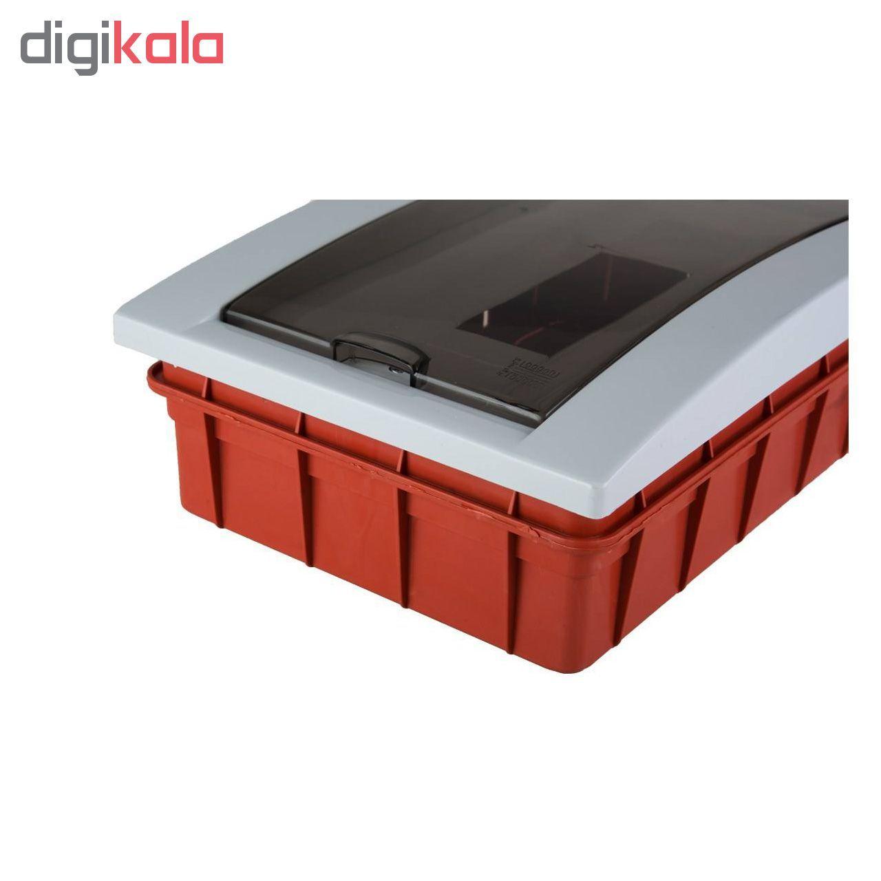 جعبه فیوز 4 عددی برق سارو مدل 1009 main 1 2