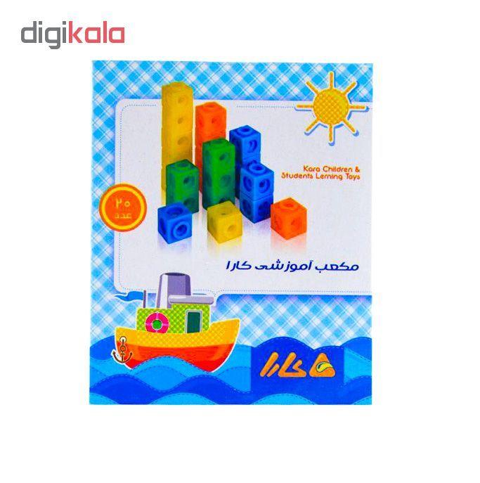 بازی آموزشی کارا مدل چوب خط و چینه کد z3 بسته2 عددی  main 1 8