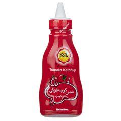 سس گوجه فرنگی بهروز مقدار 410 گرم