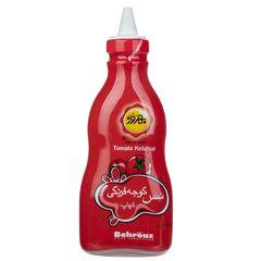 سس گوجه فرنگی بهروز مقدار 660 گرم