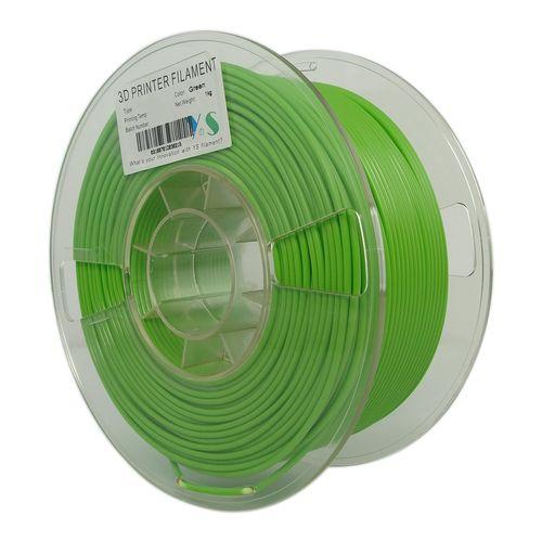 فیلامنت پرینتر سه بعدی PLA  یوسو  سبز  3.0  میلیمتر 1 کیلو