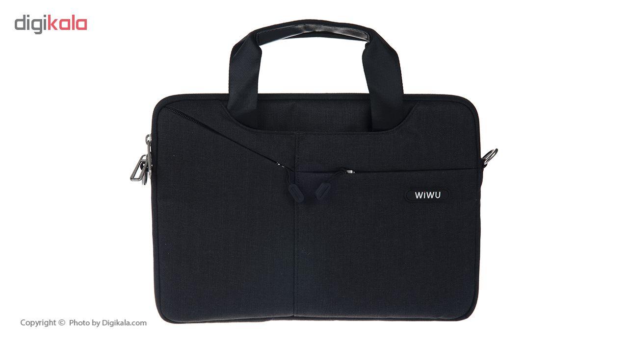 کیف لپ تاپ ویوو مدل gent brief مناسب برای لپ تاپ ۱۳.۳ اینچی