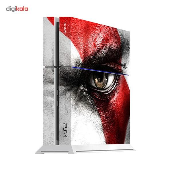 برچسب عمودی پلی استیشن 4 ونسونی طرح Kratos Eye