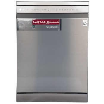 تصویر ماشین ظرفشویی ال جی مدل XD64-GSC LG XD64-GSC Dishwasher
