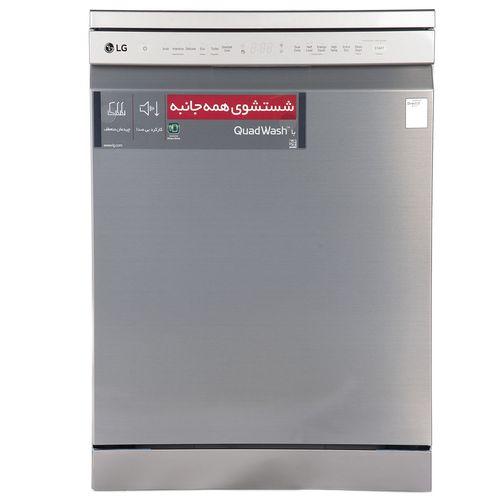 ماشین ظرفشویی ال جی مدل XD74S-GSC