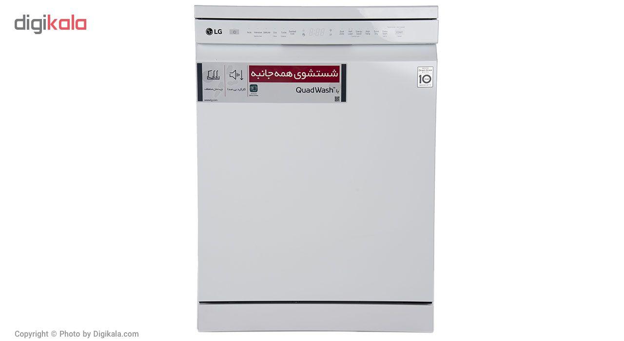 ماشین ظرفشویی ال جی مدل XD74-GSC  LG XD74-GSC Dishwasher