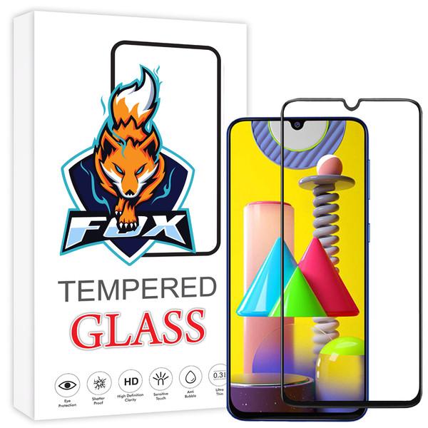محافظ صفحه نمایش فوکس مدل PT001 مناسب برای گوشی موبایل سامسونگ Galaxy M31