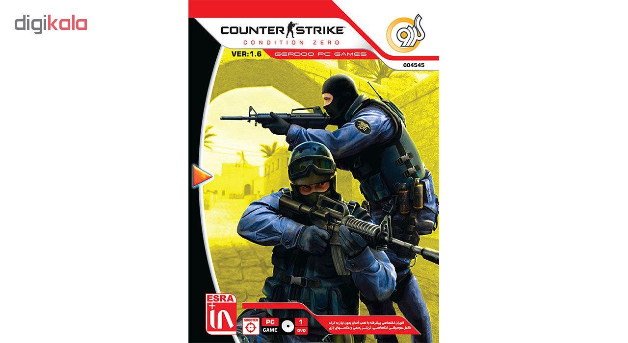 خرید اینترنتی بازی COUNTER STRIKE 1.6 Condition Zero مخصوص PC اورجینال