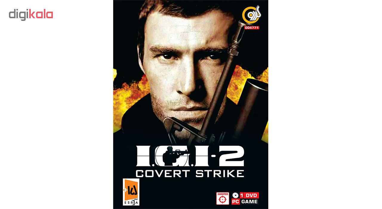 بازی I.G.I.2 Covert Strike مخصوص PC