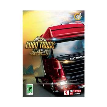 بازی Euro Truck Simulator 2 Vive la France مخصوص PC