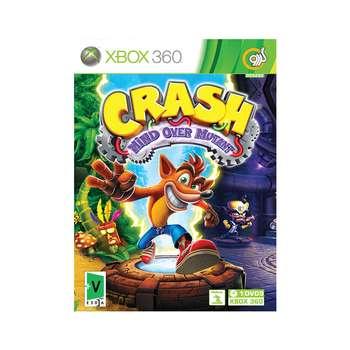 بازی Crash Mind Over Mutant مخصوص XBOX 360