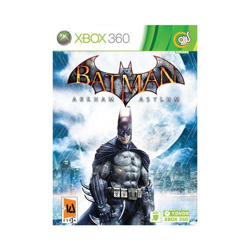 بازی Batman Arkham Asylum مخصوص XBOX 360