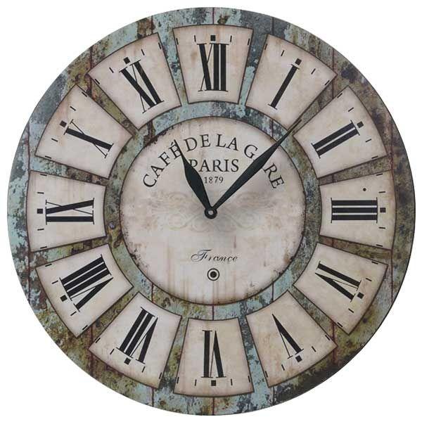 ساعت دیواری طرح آنتیک کد 210