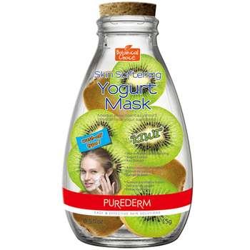 ماسک کرمی پیوردرم مدل Kiwi Skin Softening Yogurt وزن 15 گرم