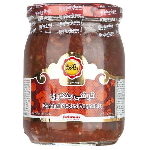 کنسرو رب گوجه فرنگی  بهروز مقدار 550 گرم