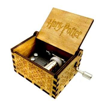 جعبه موزیکال مدل Harry Potter