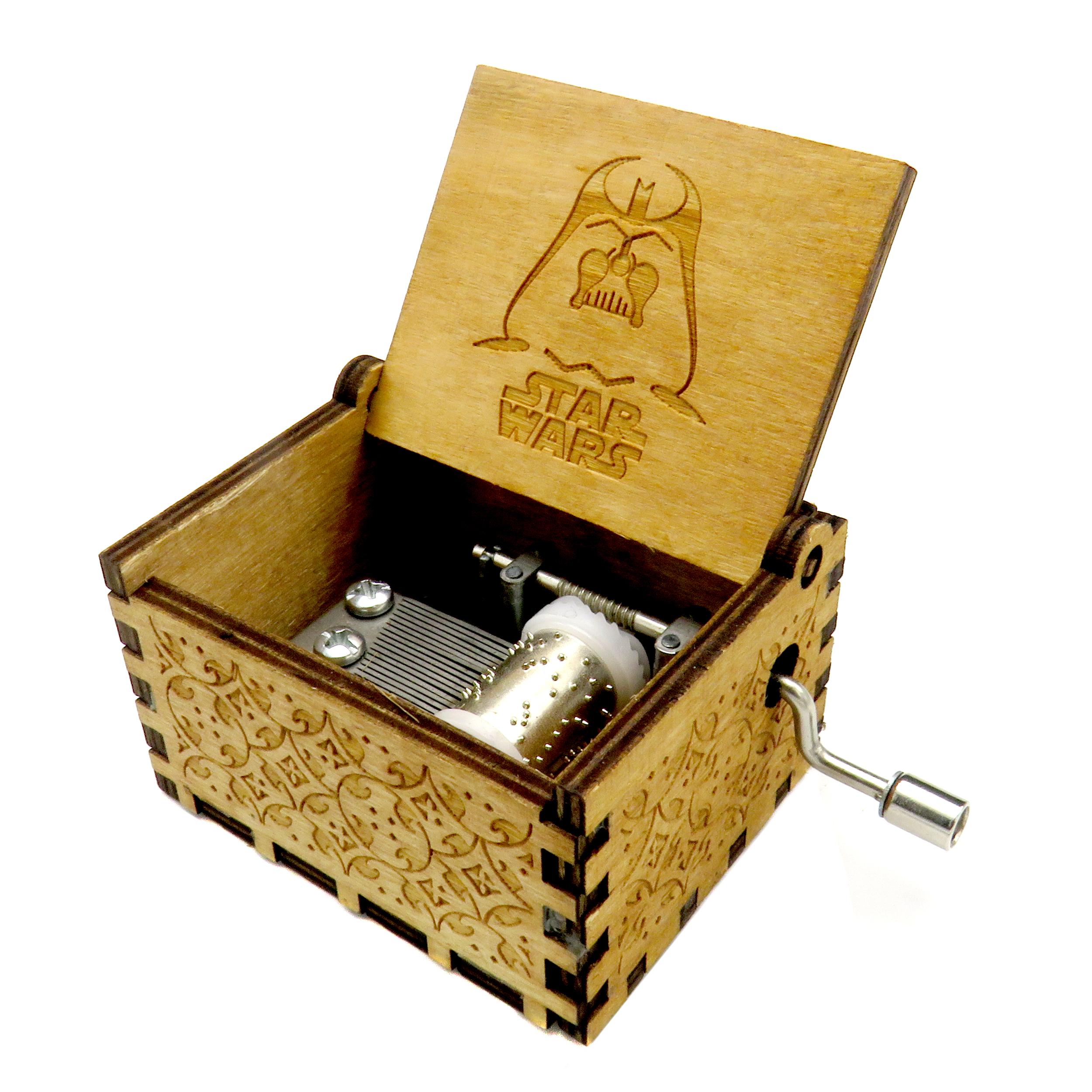 جعبه موزیکال مدل Star Wars