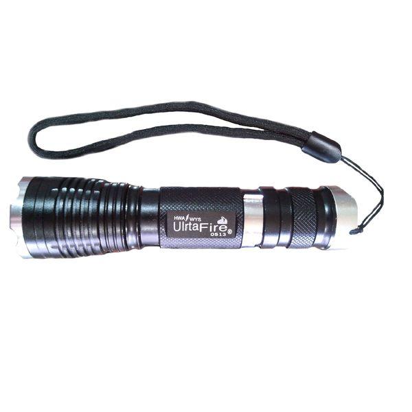 چراغ قوه پاور استایل مدل Ulrta Fire 0513