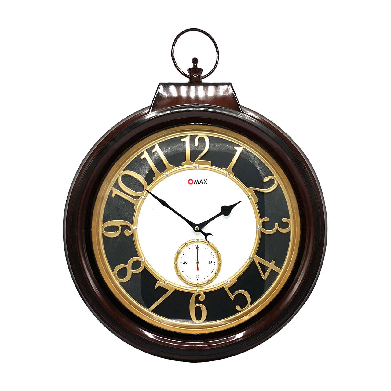 ساعت دیواری اوماکس کد 463