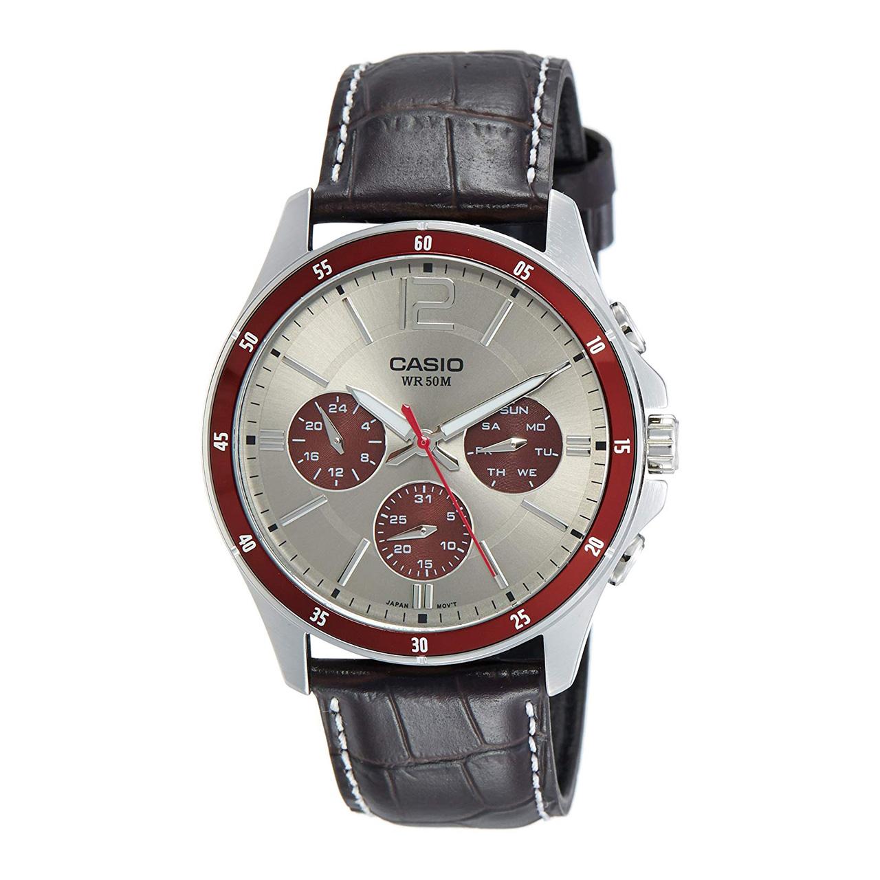 ساعت  کاسیو مدل MTP-1374L-7A1VDF