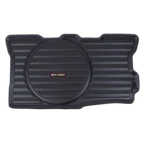 کفپوش سه بعدی صندوق خودرو لاستیک گیلان مدل pd11 مناسب برای پراید 111