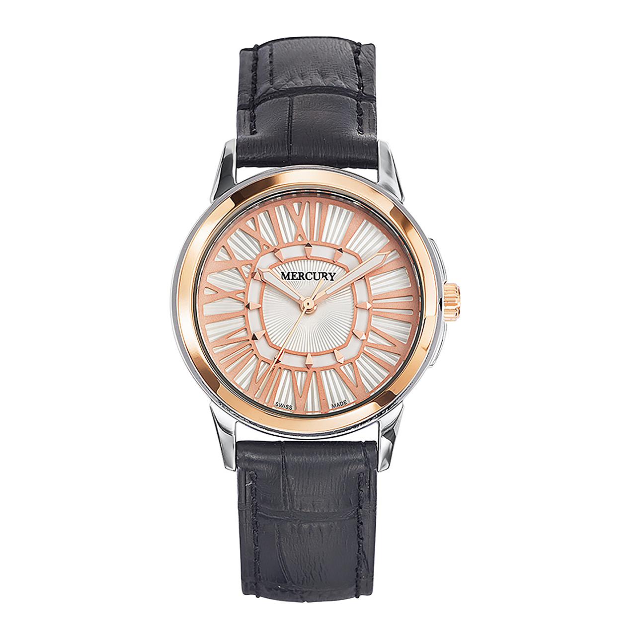 ساعت زنانه برند مرکوری مدل ME330-SRL-1