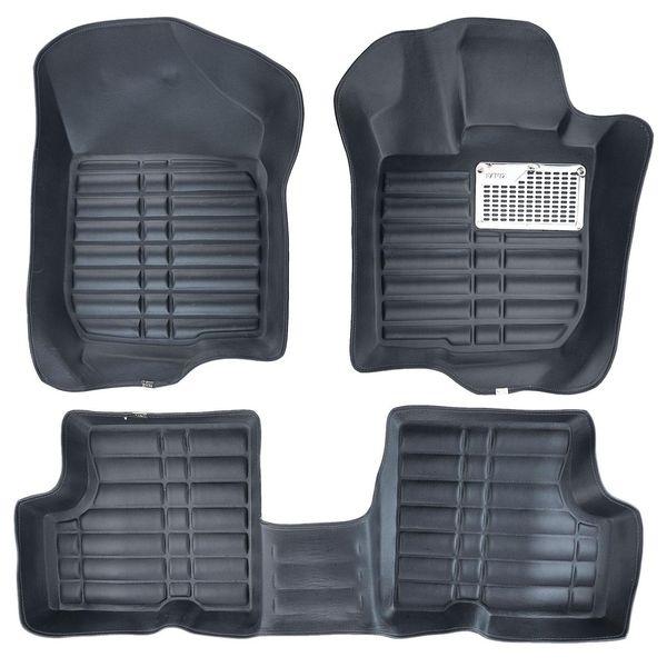 کفپوش سه بعدی خودرو پانیذ مدل 040 مناسب برای استپ وی