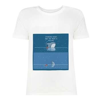 تی شرت آستین کوتاه زنانه مدل SK99Wiwa-050