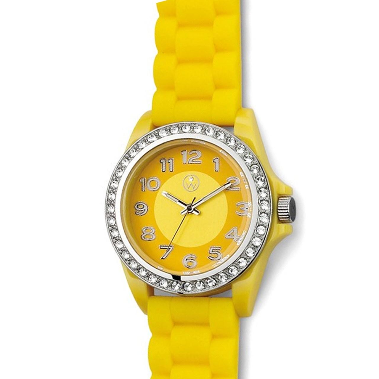 عکس ساعت مچی عقربهای زنانه الیور وبر مدل 0141-YEL