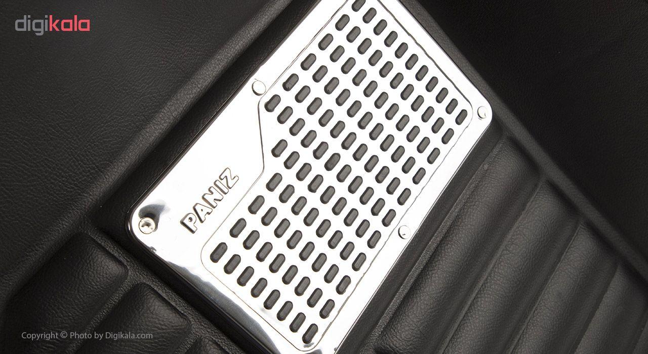 کفپوش سه بعدی خودرو پانیذ مدل 044 مناسب برای ام وی ام 315 thumb 2 7